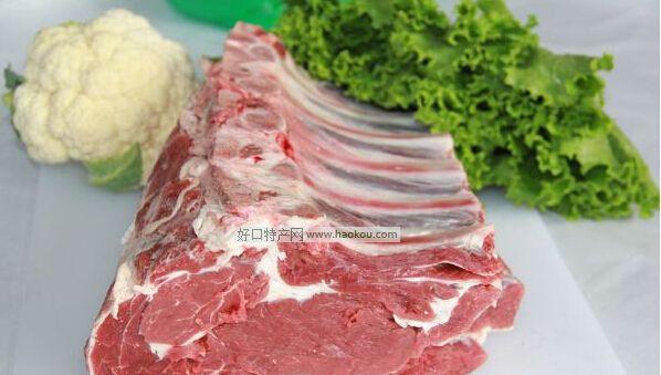 讷河小公牛肉