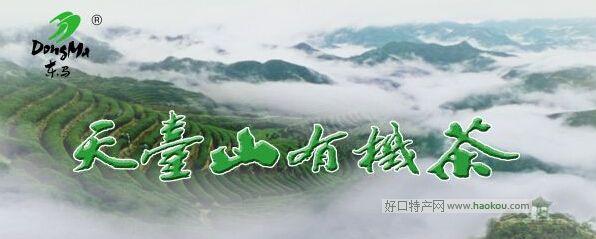 天台山有机茶