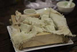 洧川豆腐的吃法
