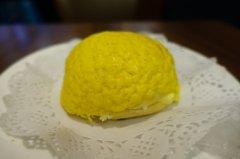 菠萝油的吃法与作法